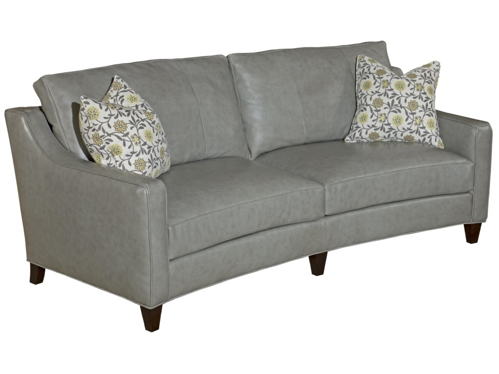 Envision by Bradington Young TwirlStationary Sofa