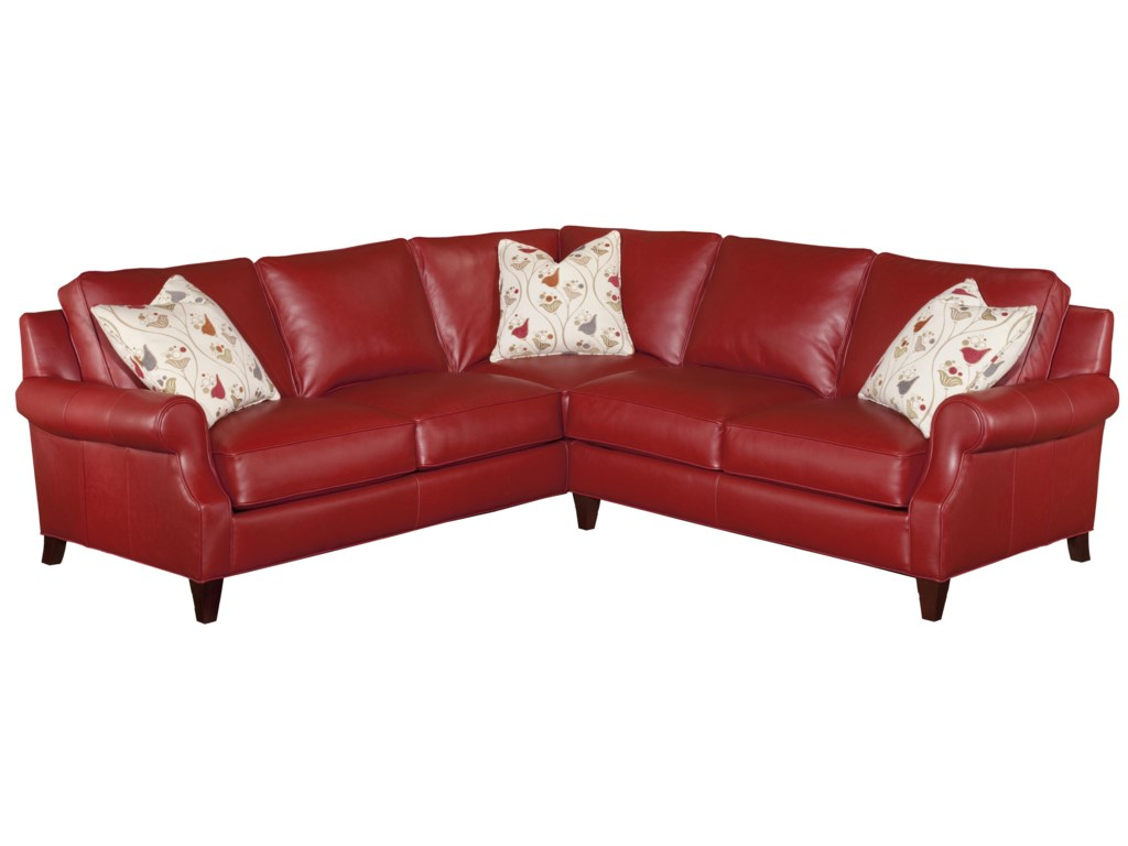 Envision by Bradington Young TwitterSectional