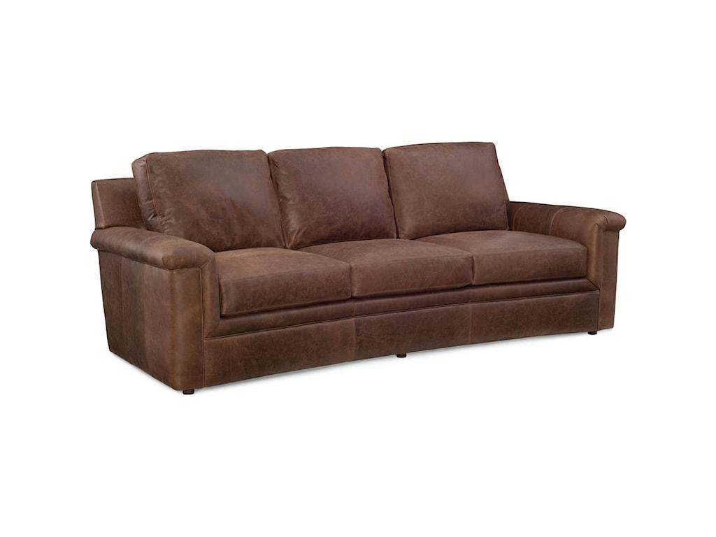 Bradington Young Freedom Casual 8 Way Hand Tied Sofa