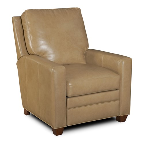 Bradington Young Hanley Contemporary 3-Way Recliner with Track Arms