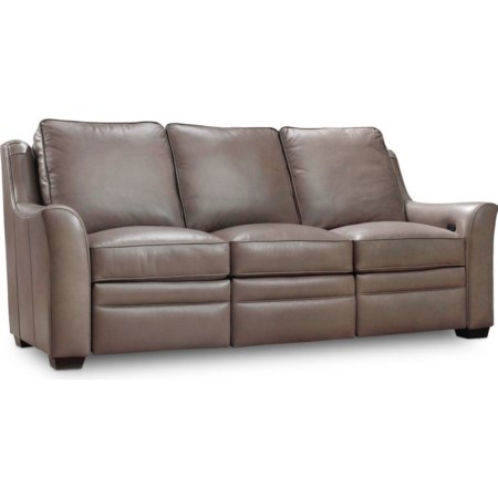 Sofa w/ Full Recline at Both Arms