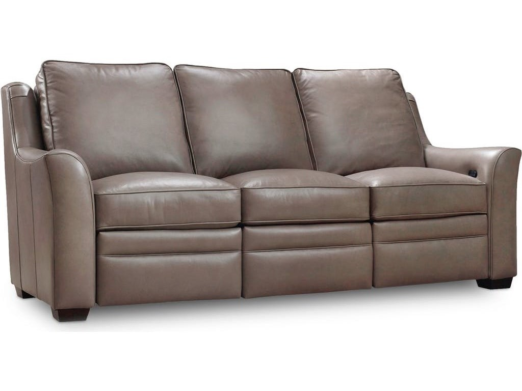 Bradington Young KerleySofa w/ Full Recline at Both Arms