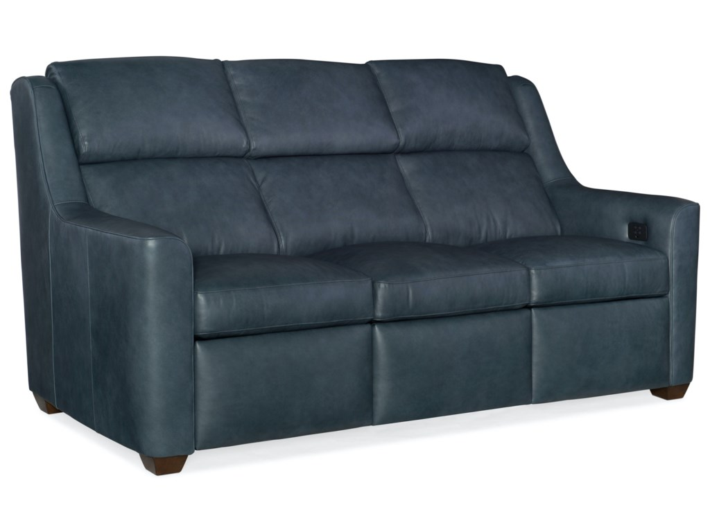Bradington Young LoewyCity Scale Motion Sofa