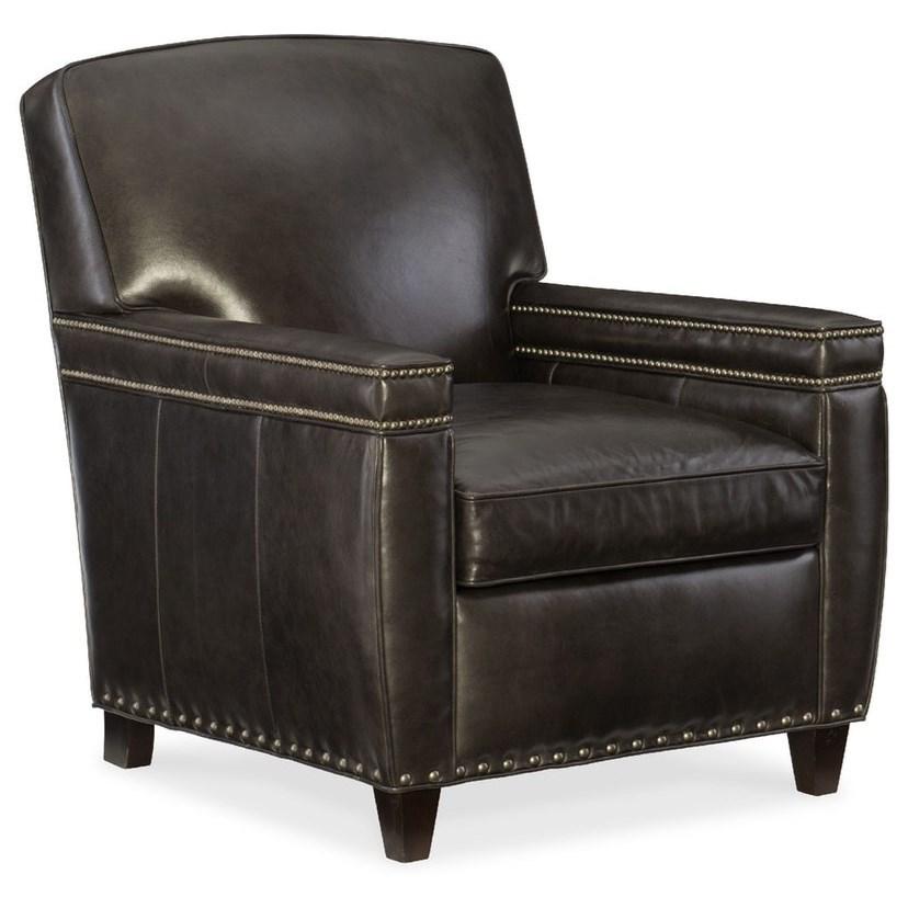 Transitional Customizable Club Chair
