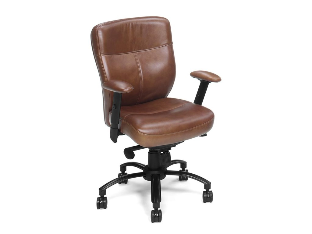 Hooker Furniture Executive SeatingExecutive Swivel Tilt Chair