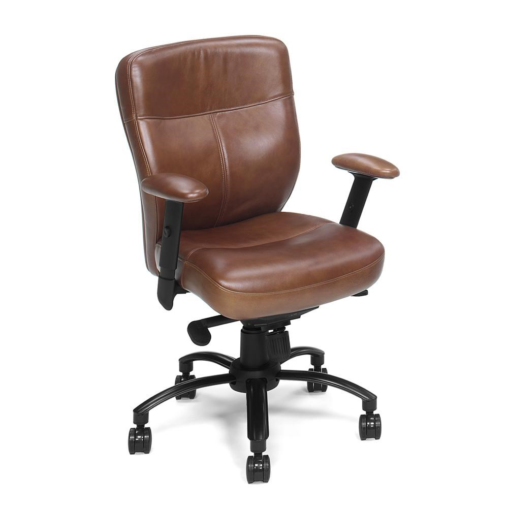 Hooker Furniture Executive SeatingExecutive Swivel Tilt Chair ...  sc 1 st  Gill Brothers Furniture & Hooker Furniture Executive Seating EC204 Executive Swivel Tilt Chair ...