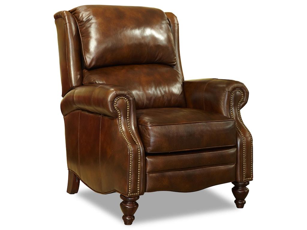 Hooker Furniture Reclining ChairsHigh Leg Recliner