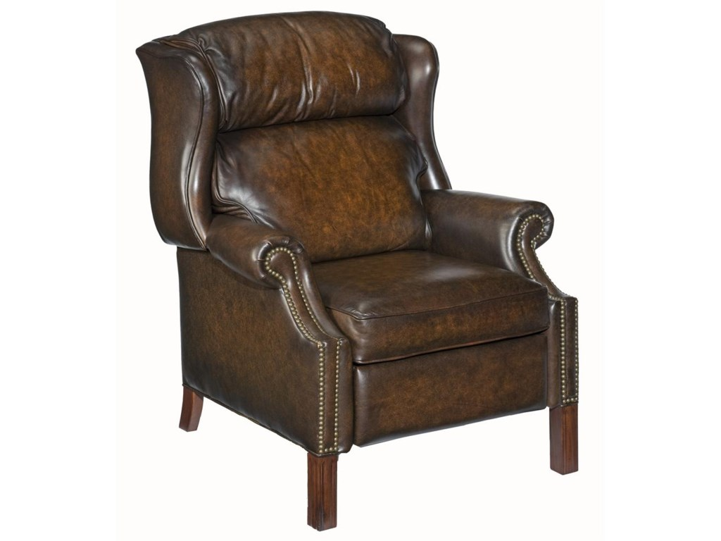 Hooker Furniture Reclining ChairsHigh Leg Recliner