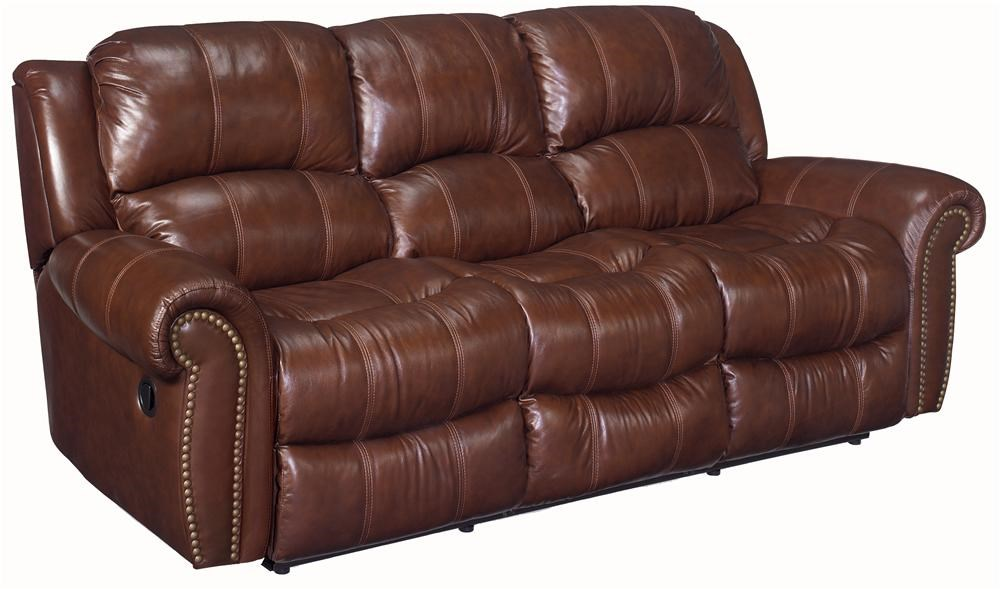 Hooker Furniture SS601Sofa With 2 Recliners