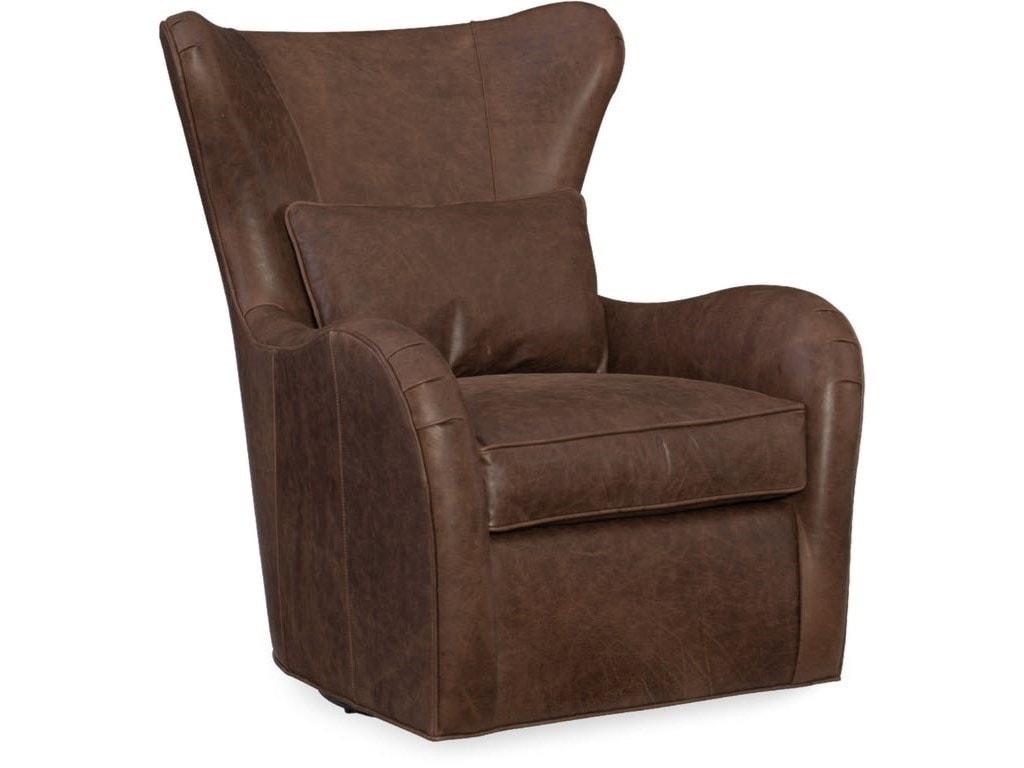 Bradington Young SkyeSwivel Tub Chair