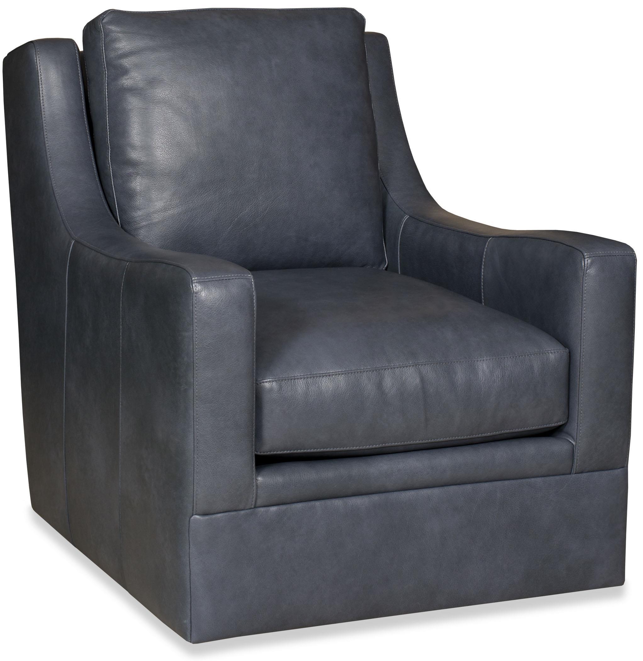 Bradington Young Swivel Tub Chairs Jagger Swivel Tub Chair
