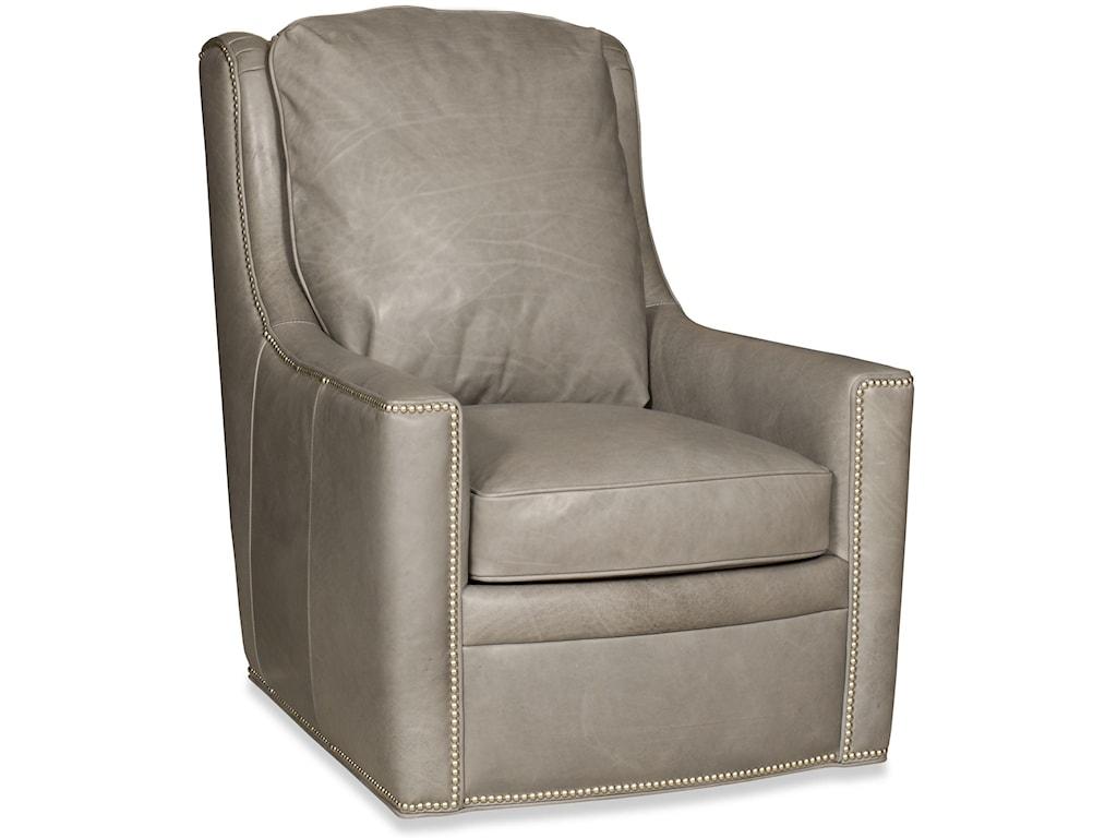 Bradington Young Swivel Tub Chairs 338-25SW Percy Swivel Tub Chair ...