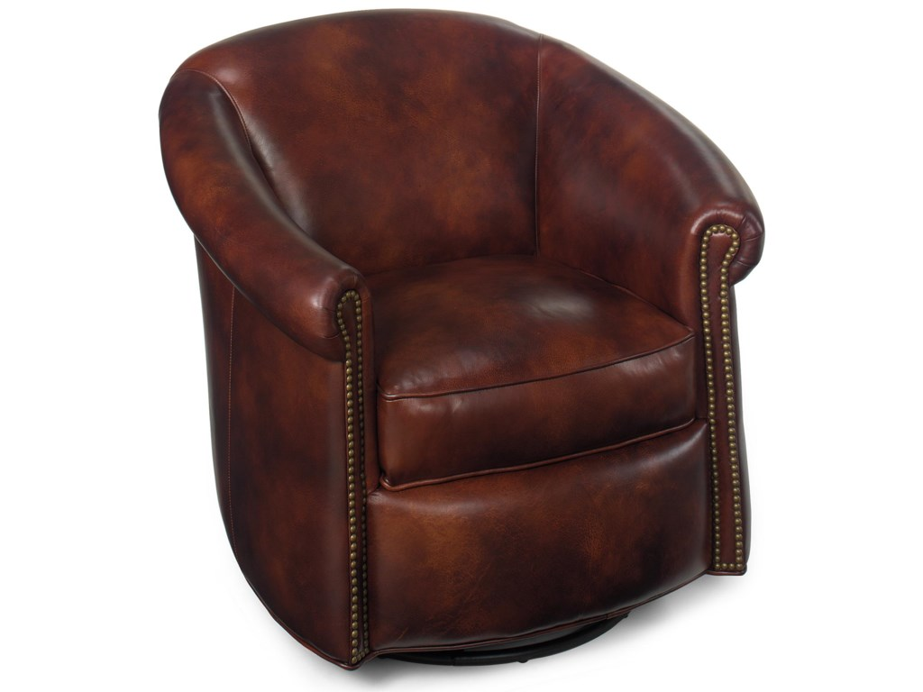 Bradington Young Swivel Tub ChairsMarietta Swivel Tub Chair