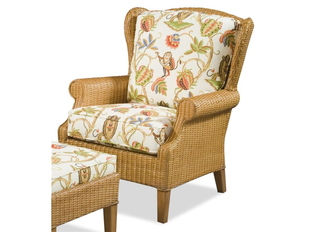 Braxton Culler 1079High Back Chair
