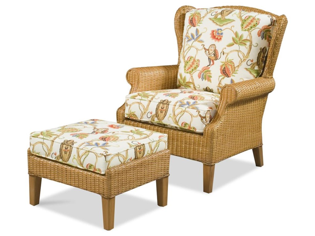 Shown with Matching High Back Chair