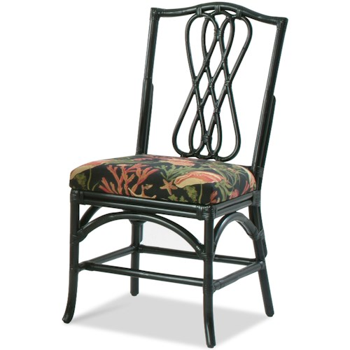 Braxton Culler 1972 Dining Side Chair with Upholstered Seat