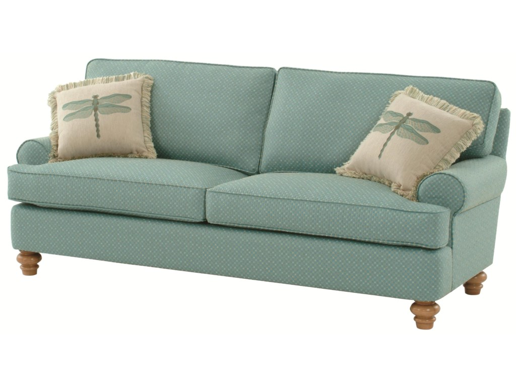 Braxton Culler 773Lowell Stationary Sofa