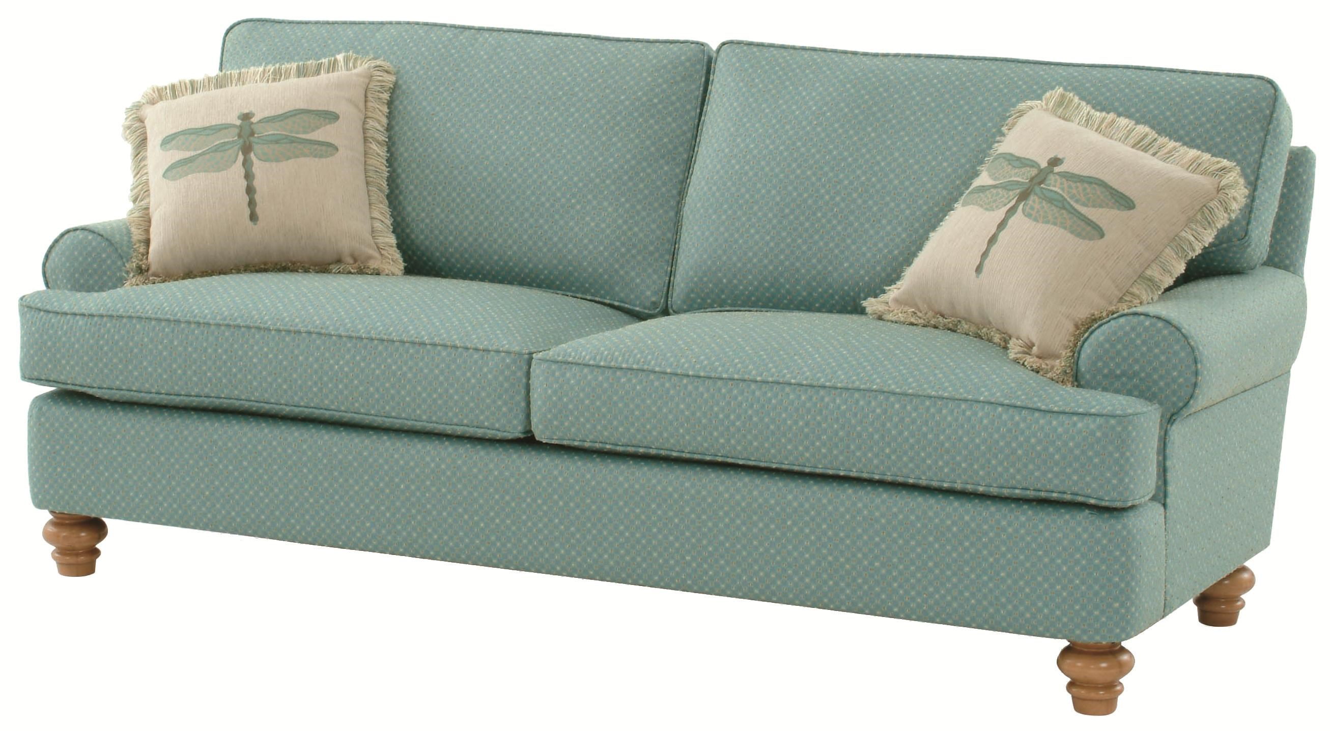 Braxton Culler 773Lowell Stationary Sofa