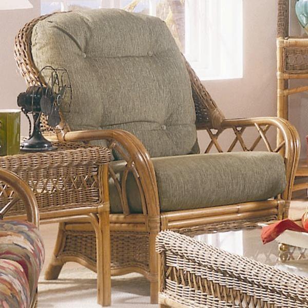 Braxton Culler EvergladeRattan Chair
