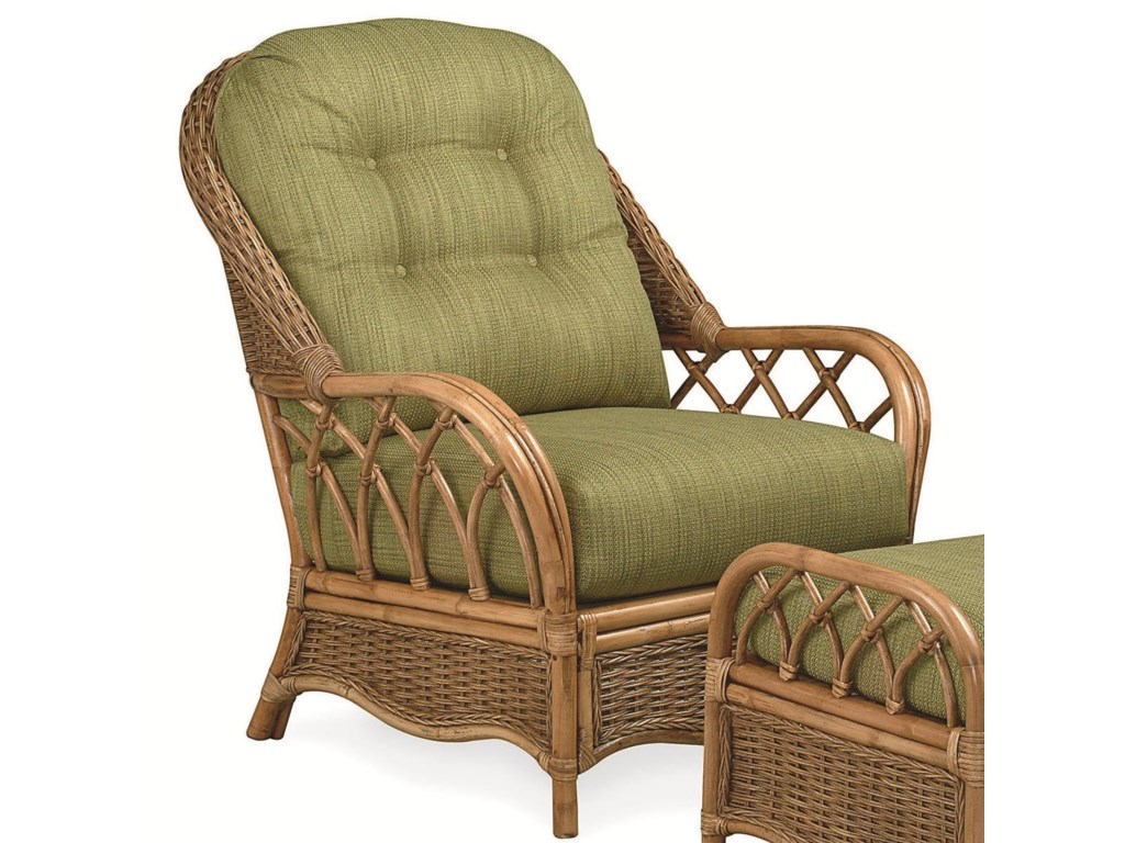 Vendor 10 EvergladeRattan Chair