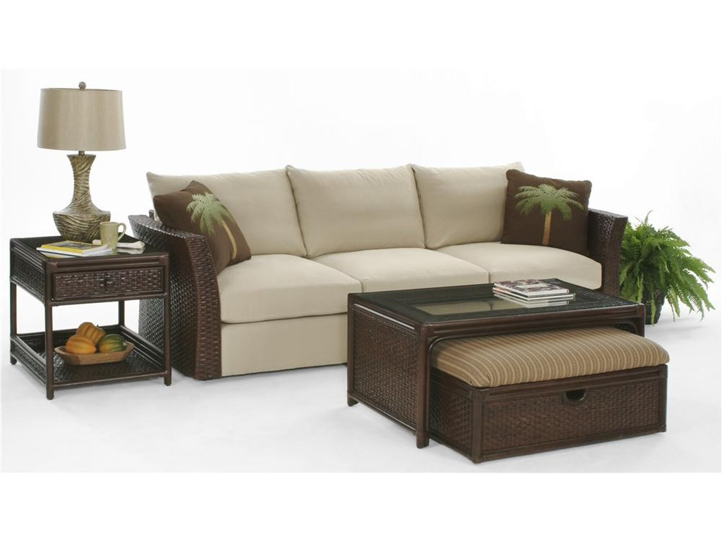 Vendor 10 Grand Water PointStationary Sofa