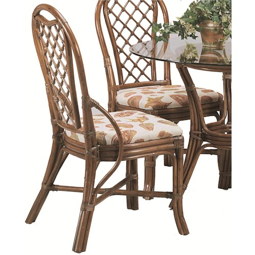 Braxton Culler 979 Trellis Dining Side Chair