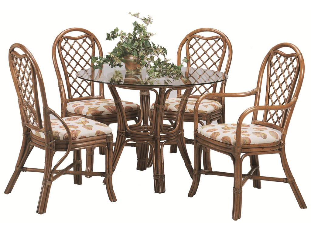 Vendor 10 979Five Piece Dining Set