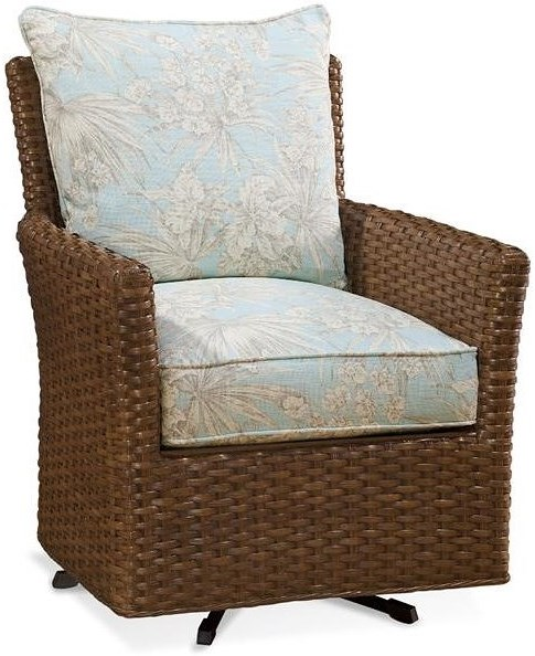 Braxton Culler Accent Chairs East Coast Swivel Chair