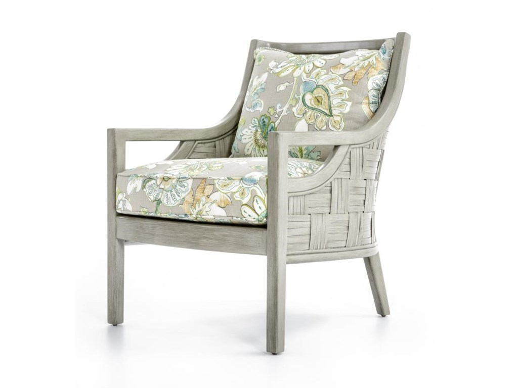 Braxton Culler Accent ChairsExposed Wood Chair