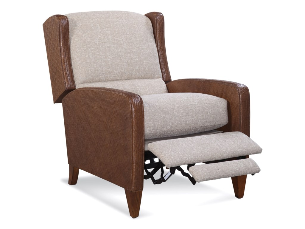 Vendor 10 Accent ChairsCasual High Leg Recliner