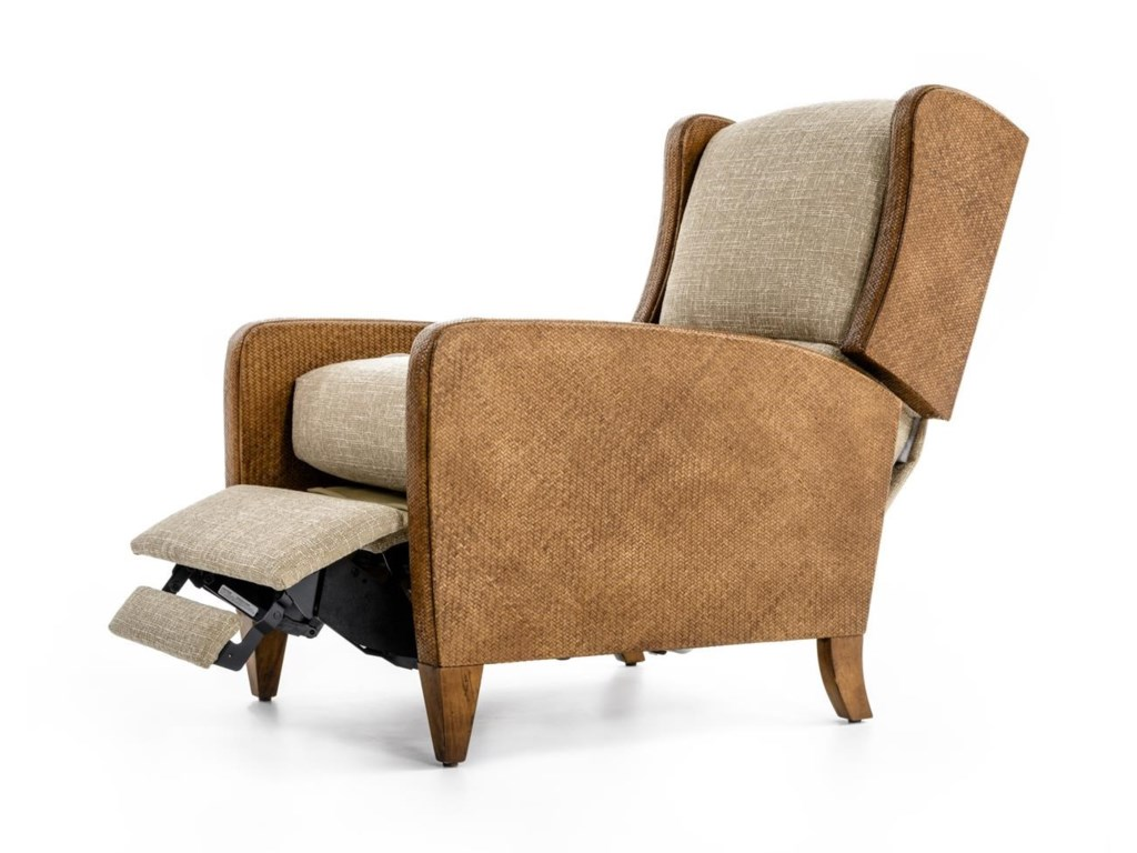 Braxton Culler Accent ChairsCasual High Leg Recliner