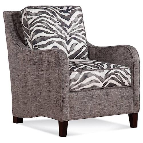 Braxton Culler Accent Chairs Koko Chair