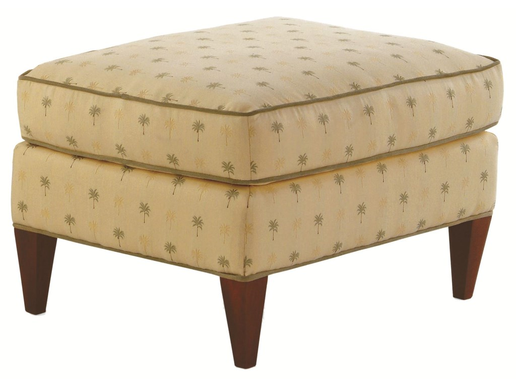 Braxton Culler Accent ChairsCasual Sloane Ottoman