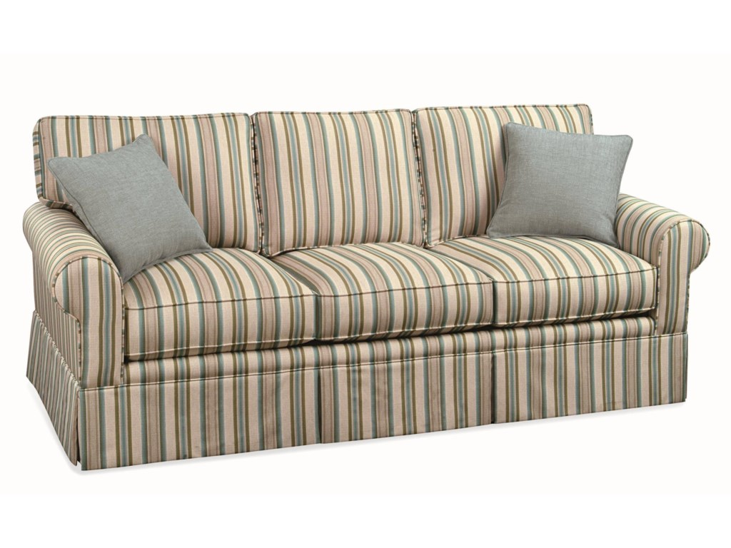 Braxton Culler Benton3-Seater Stationary Sofa