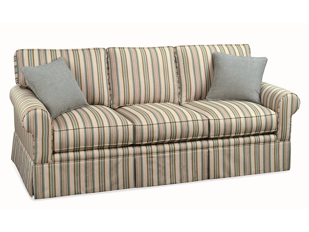 Braxton Culler Benton3 Seater Stationary Sofa