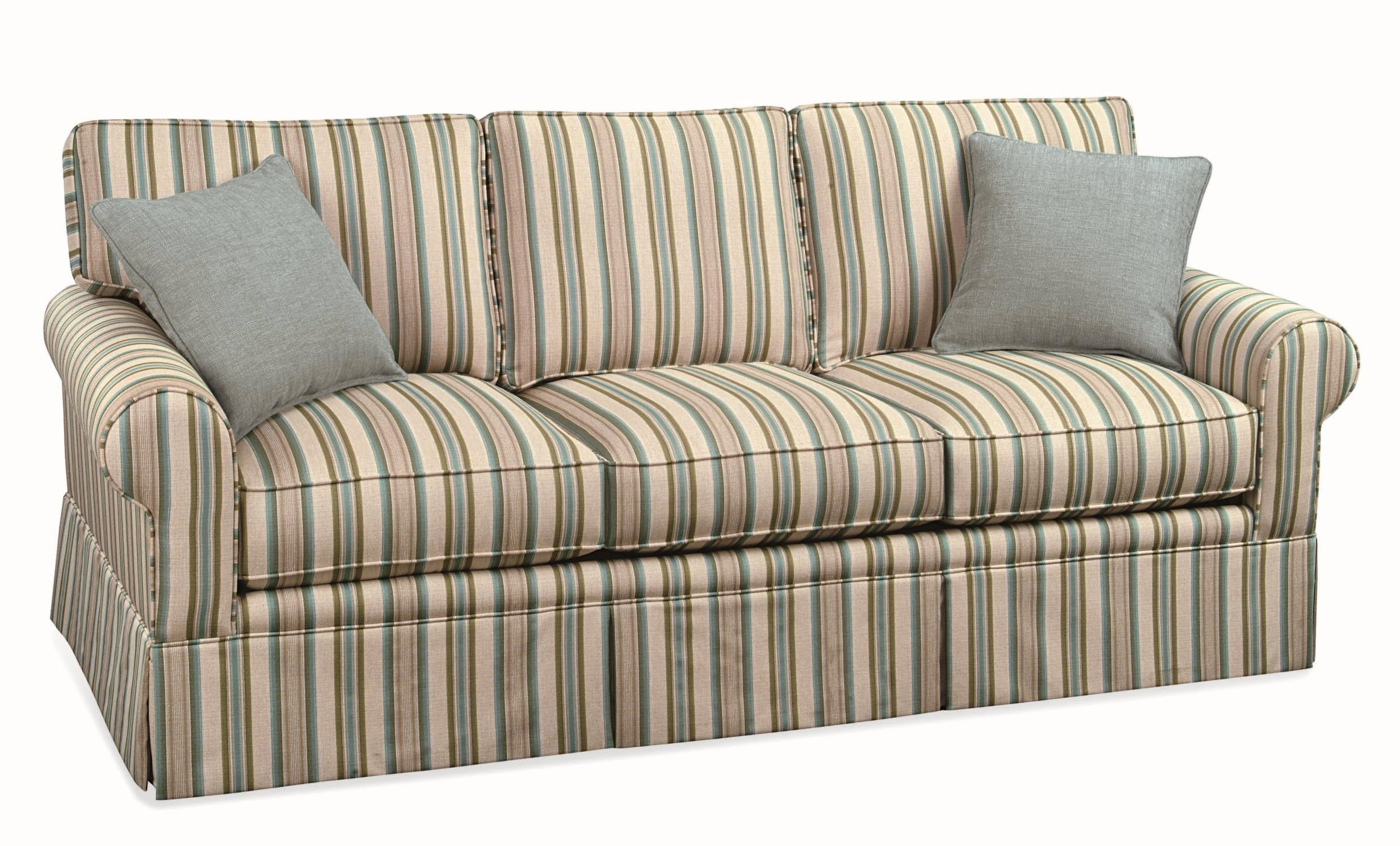 Braxton Culler Benton 628 011 Casual Three Seater Sofa With Rolled Arms And  Skirt | Hudsonu0027s Furniture | Sofa