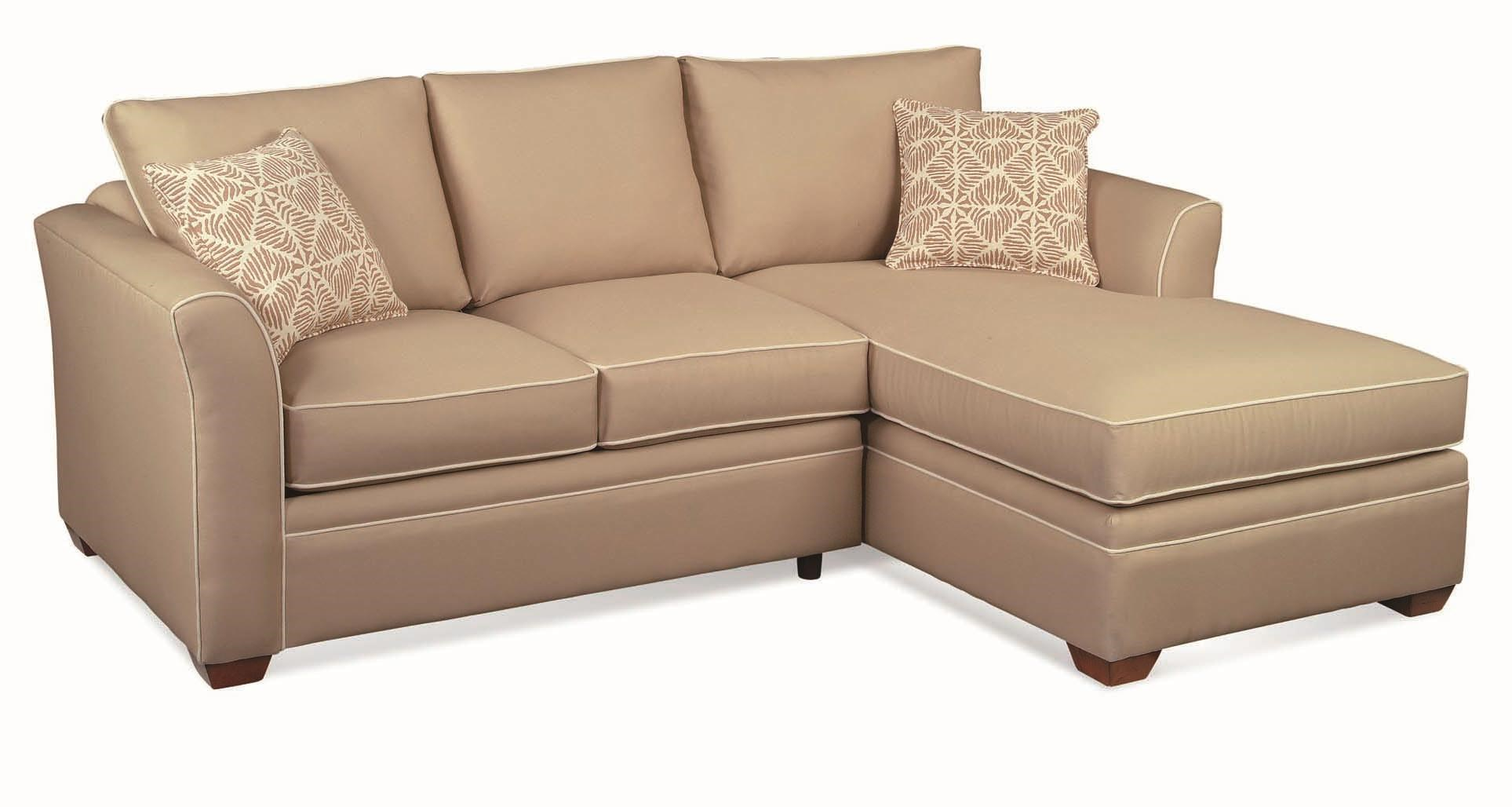 Braxton Culler Bridgeport Casual 2 Piece Sectional Sofa With Chaise