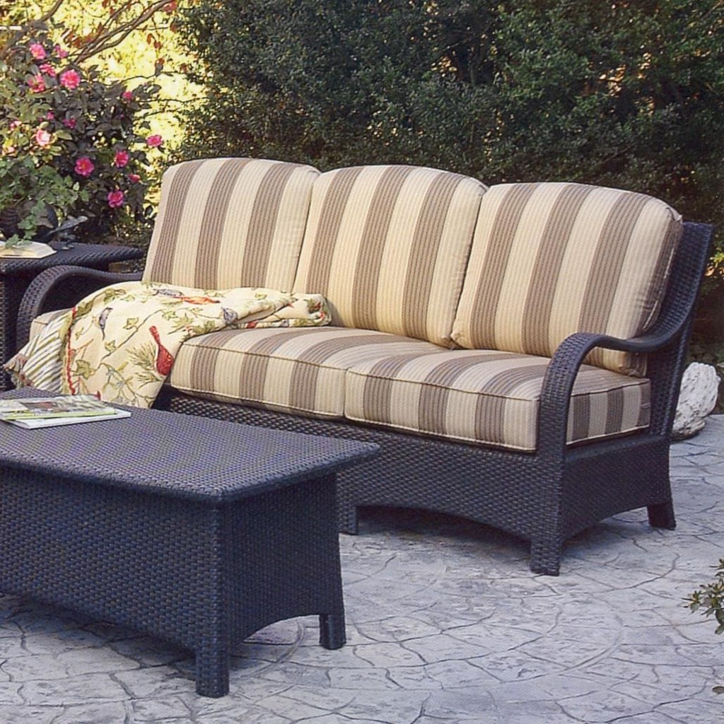Vendor 10 Brighton Pointe 435 011 Transistional Outdoor Sofa