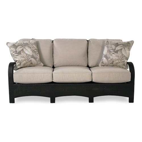 Braxton Culler Oasis Transistional Outdoor Sofa