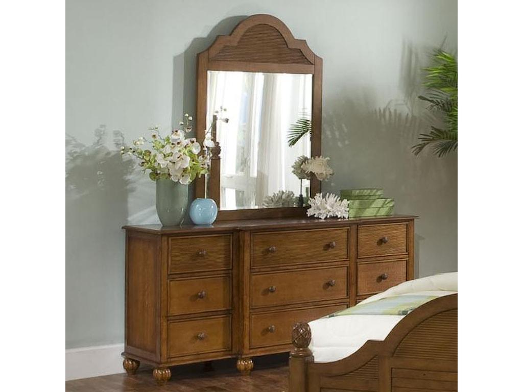 Braxton Culler Palmetto PlaceDresser & Mirror