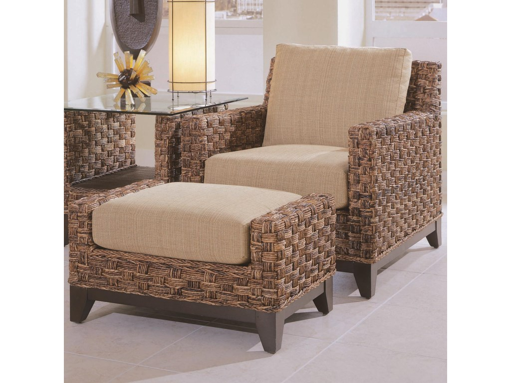 Braxton Culler Tribeca 2960Chair and Ottoman