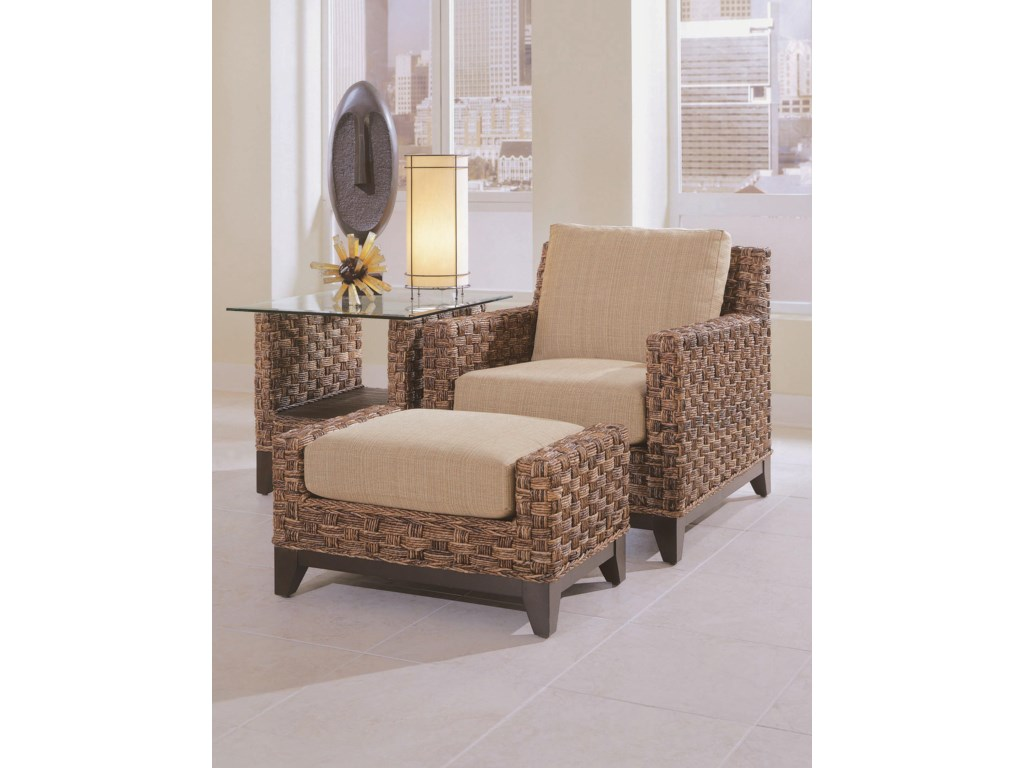 Shown with Chair and End Table