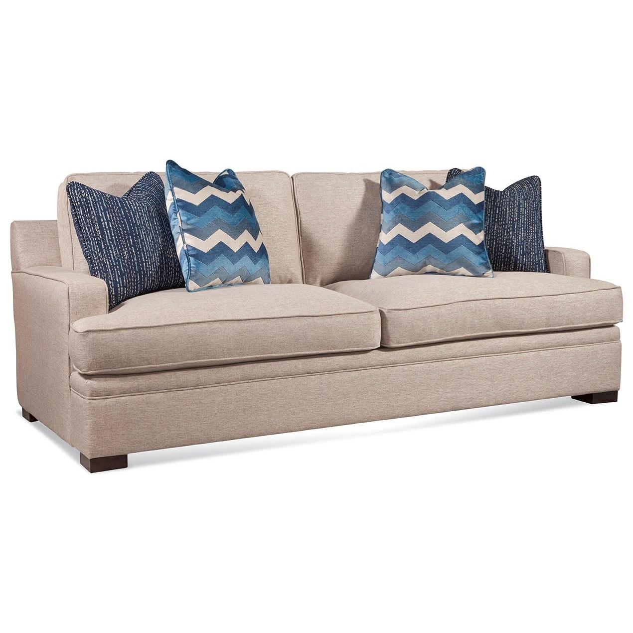Braxton Culler WestchesterSleeper Sofa With 7