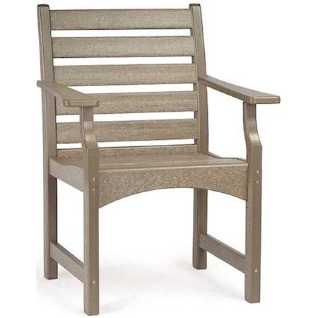 Piedmont Captains Chair
