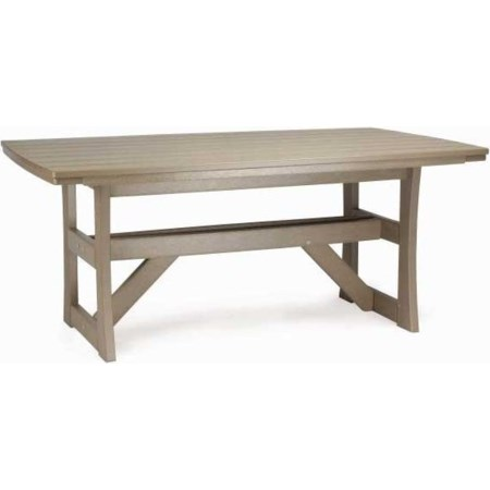 Piedmont Rectangular Dining Table