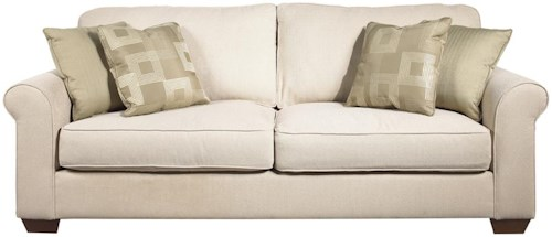 Brentwood Classics 5795 Sofa with 4 Accent Pillows