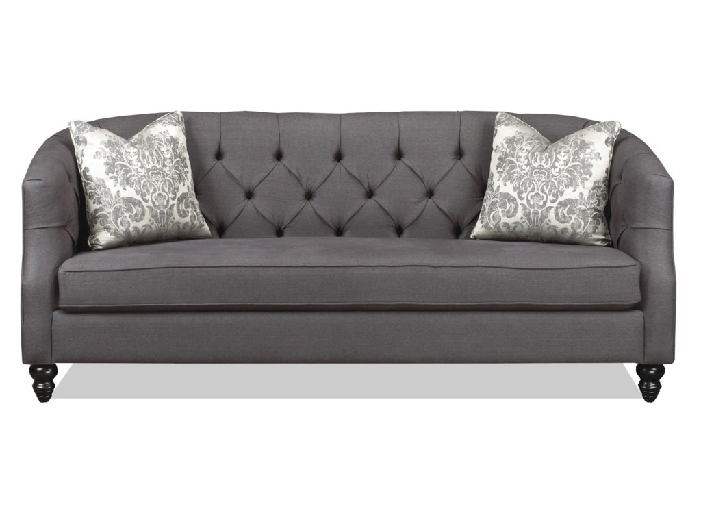 Brentwood Classics 1230Daisy Tufted Sectional Sofa