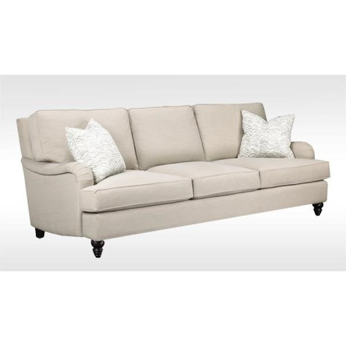 Brentwood Classics 1320 Henry Upholstered Sofa