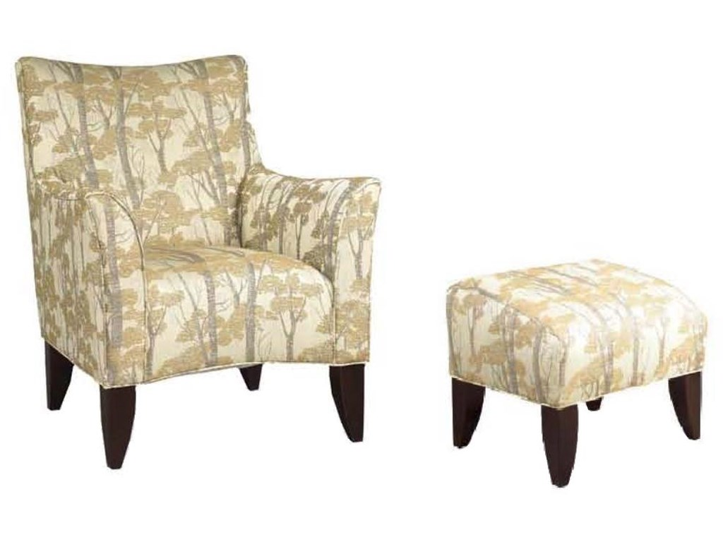 Brentwood Classics 147Chair and Ottoman