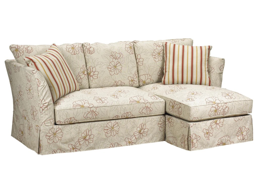 Brentwood Classics 5742Small Sectional Sofa